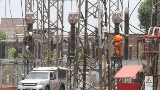 Measuring the achievement of jokowi in electricity