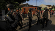 Two bomb threats hit Central Sulawesi